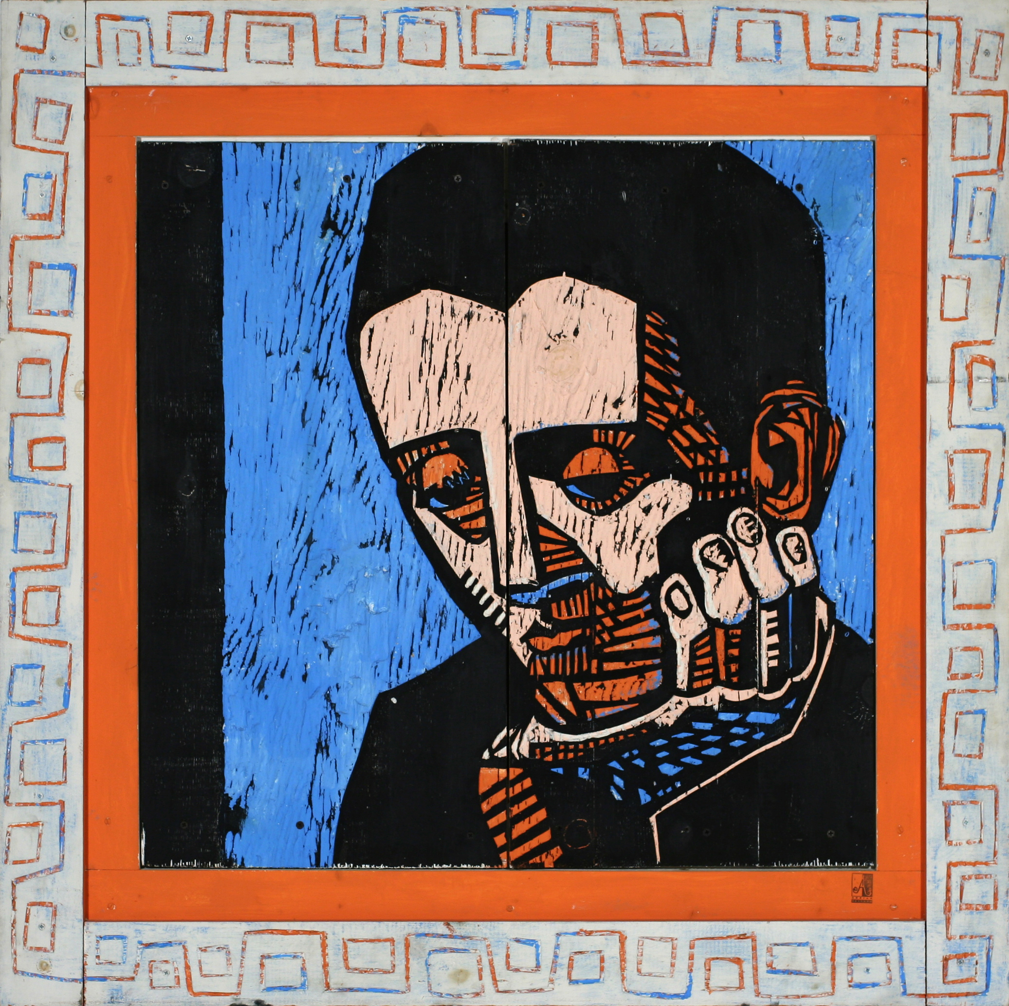 Image for Head I, 1989