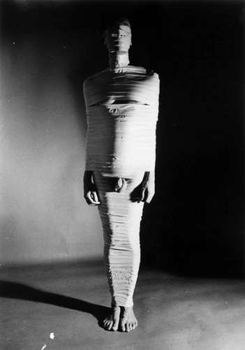 Jimmy De Sana Masking Tape, from the series Submission, 1977–78 Gelatin silver print, 10 x 8 in. Jimmy De Sana Papers