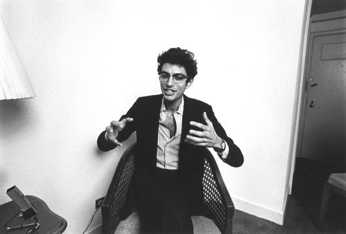 Robert Alexander, Jeff Goldblum, 1979. Gelatin silver prints, 8 x 10 in. Robert Alexander Papers