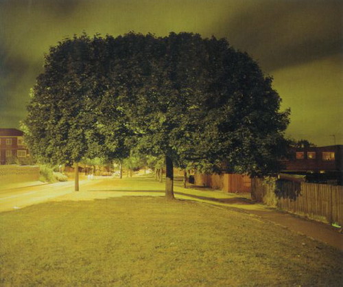Untitled #1, 2003 (from the series Black Country) Color lightjet print Courtesy the artist and Anthony Reynolds Gallery