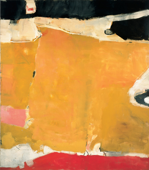 Untitled (Albuquerque), 1952 Oil on canvas, 68 3/4 x 60 in. The Buck Collection, Laguna Beach, California