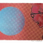 Limited Edition Print<br/>Mark Mothersbaugh, 1964—Monument to the Conquerors of Space, $350