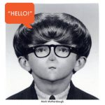Signed Record<br/>Mark Mothersbaugh: Hello, My Good Friend, $75