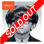 Signed Record<br/>Mark Mothersbaugh: Hello, My Good Friend, SOLD OUT
