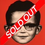 Signed Poster<br/>Mark Mothersbaugh: Myopia, $75, SOLD OUT