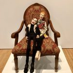 "Artwork Spotlight: Greer Lankton's ""Ellen and Freddie"""