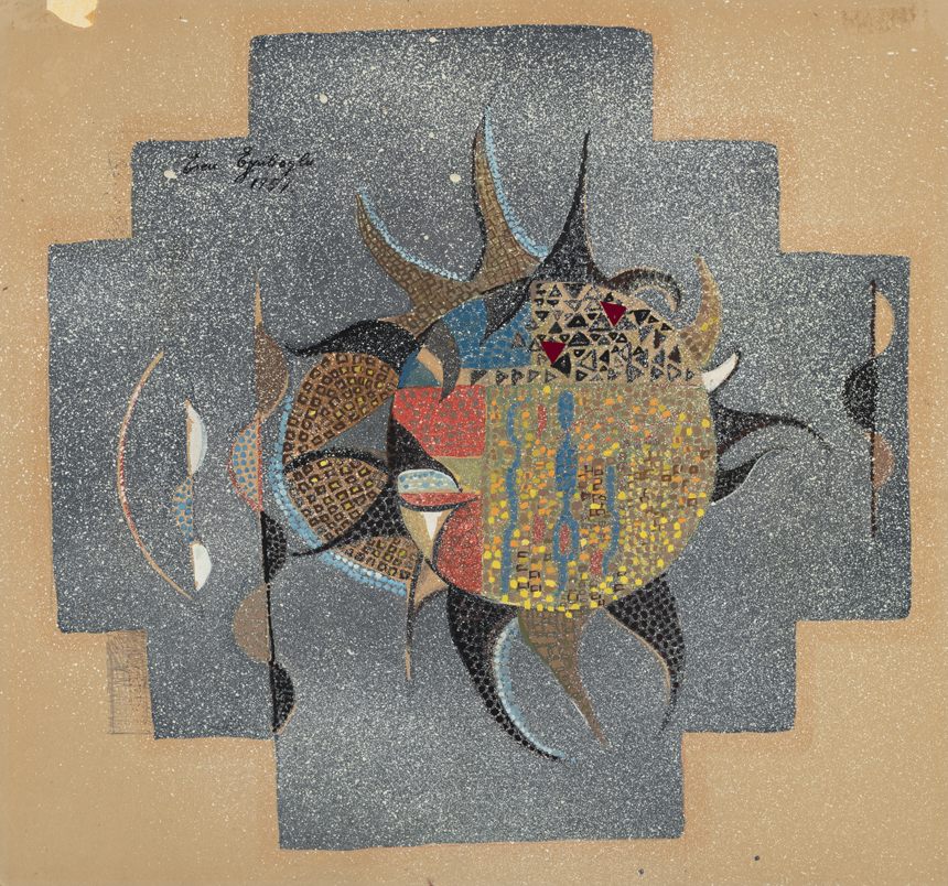 Image for Design for Mosaic, 1957