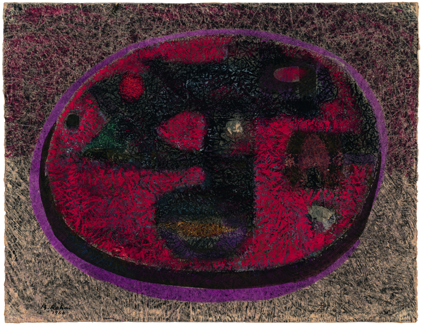 Image for Motif Rouge, 1960