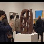 """Watch<br>""""Taking Shape"""" reception at the Grey Art Gallery, NYU, on January 30, 2020"""