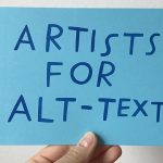 Watch<br>Alt-Text as Poetry<br>An Online Workshop