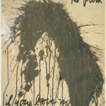 "Collection Spotlight: Norman Bluhm and Frank O'Hara's ""Poem-Paintings"""