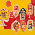 Modernisms: Iranian, Turkish, and Indian Highlights from NYU's Abby Weed Grey Collection<br/>at the NYU Abu Dhabi Art Gallery