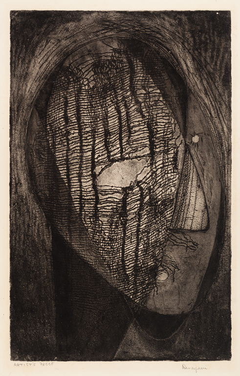 Image for Veiled Mask, n.d.
