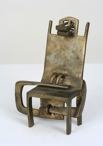 Image for The Beloved of a Chair, 1972