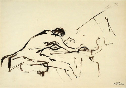 Image for Pianist, 1960