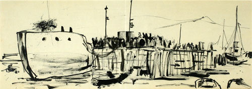 Image for Rezie Lake, 1963