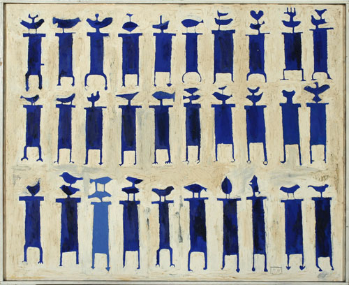 Image for Blue Poet of Iran, 1964