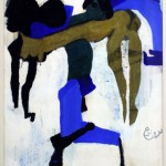 Two Figures, 1960