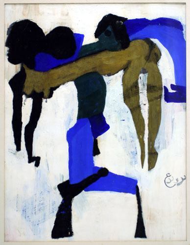 Image for Two Figures, 1960